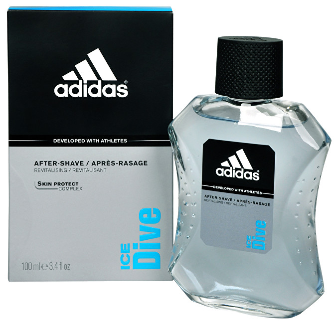Adidas Ice Dive - voda po holení 100 ml