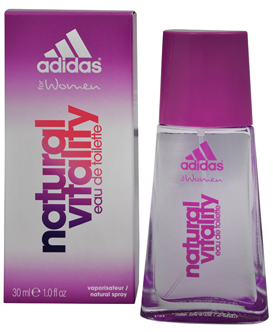 Adidas Natural Vitality - EDT 30 ml