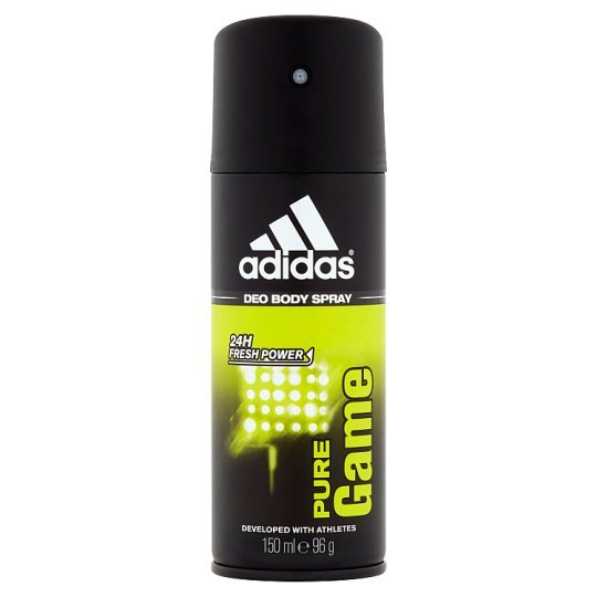 Adidas Pure Game - deodorant ve spreji 150 ml