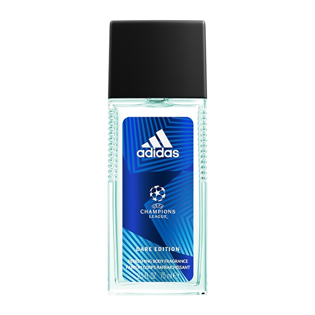 Adidas UEFA Champions League Dare Edition  deodorant s rozprašovačem 75 ml
