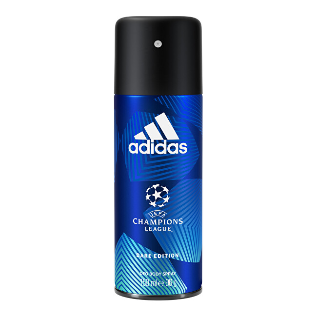 Adidas UEFA Champions League Dare Edition  deodorant ve spreji 150 ml