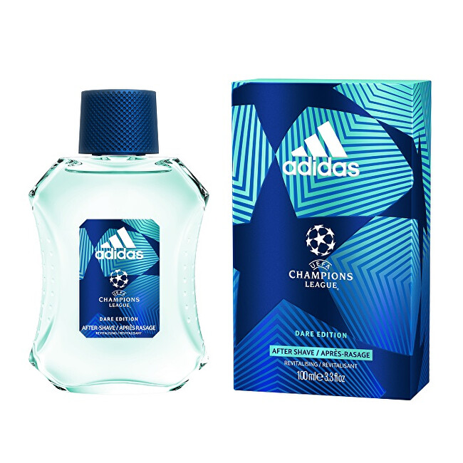 Adidas UEFA Champions League Dare Edition  voda po holení 100 ml
