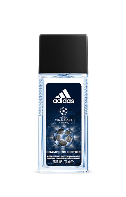 Adidas UEFA Champions League Edition - deodorant s rozprašovačem 75 ml
