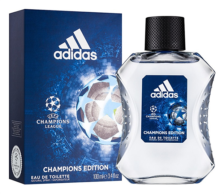Adidas UEFA Champions League Edition  EDT 100 ml