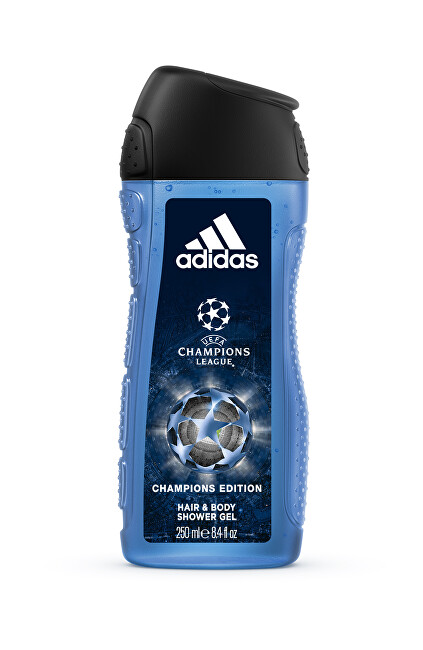 Adidas UEFA Champions League Edition  sprchový gel 250 ml