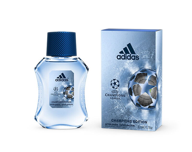 Adidas UEFA Champions League Edition - voda po holení 50 ml