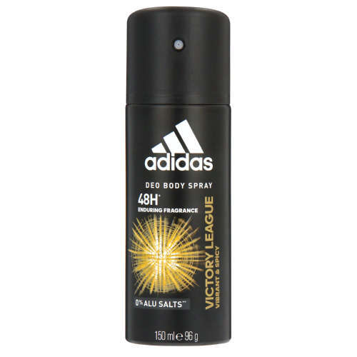 Adidas Victory League - deodorant ve spreji 150 ml