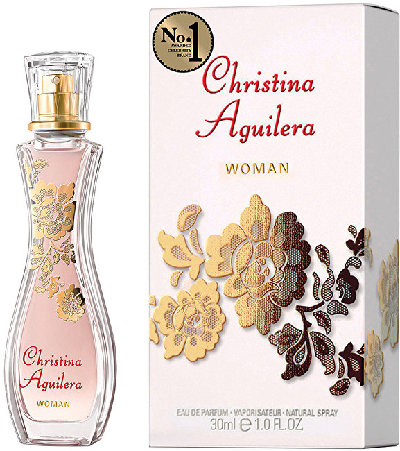 Christina Aguilera Woman - EDP 75 ml