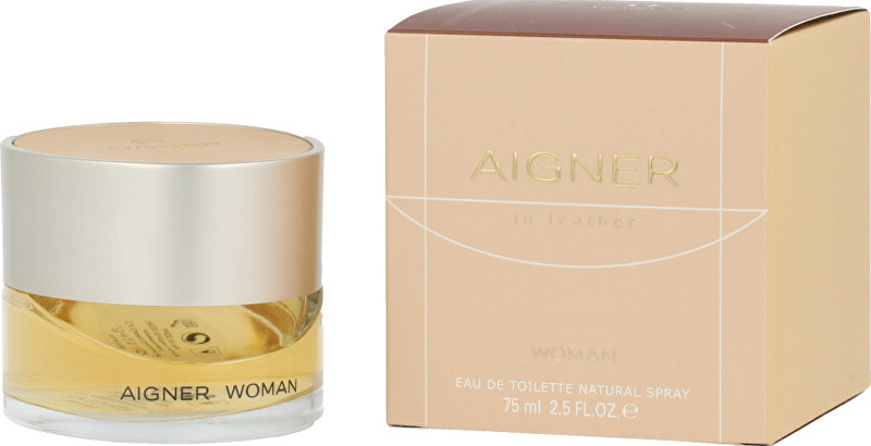 Aigner In Leather - EDT 75 ml