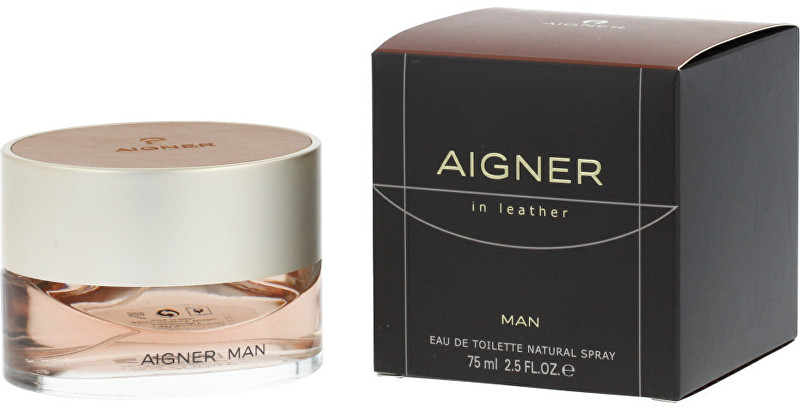 Aigner In Leather Man  EDT 75 ml