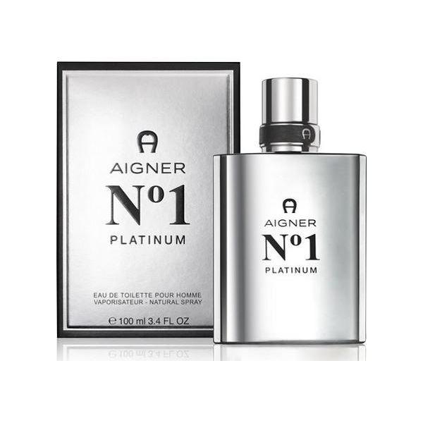 Aigner No. 1 Platinum - EDT 100 ml