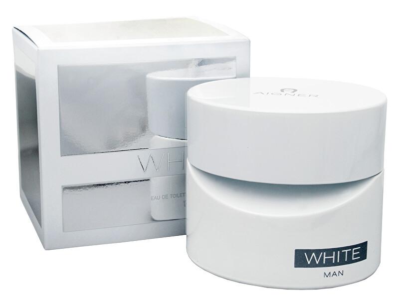 Aigner White Man - EDT 125 ml