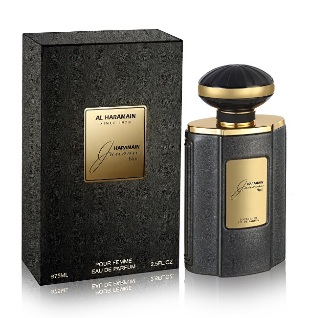 Al Haramain Junoon Noir  EDP 75 ml