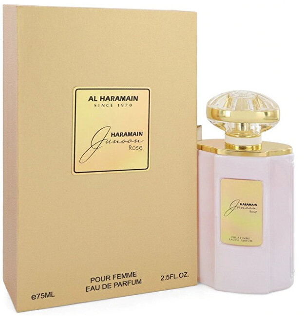 Al Haramain Junoon Rose  EDP 75 ml