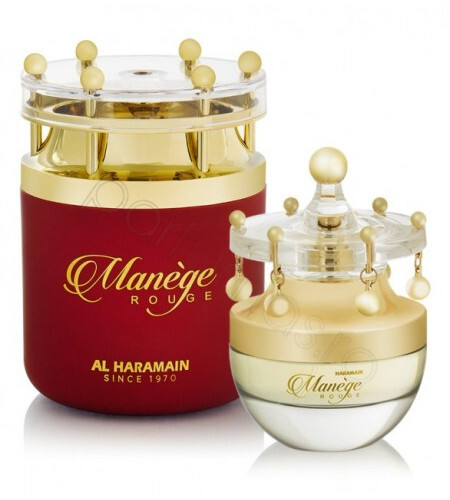 Al Haramain Manege Rouge - EDP 75 ml