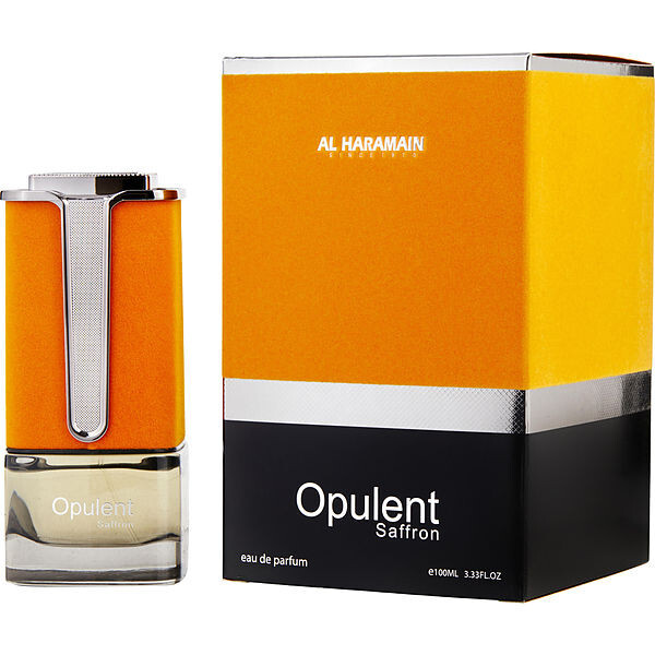 Al Haramain Opulent Saffron - EDP 100 ml