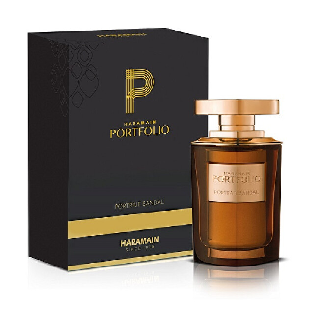 Al Haramain Portfolio Portrait Sandal - EDP 75 ml