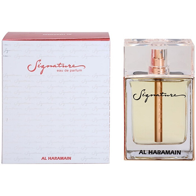 Al Haramain Signature Rose Gold - EDP 100 ml