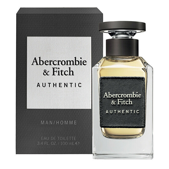 Abercrombie   Fitch Authentic Man - EDT 100 ml