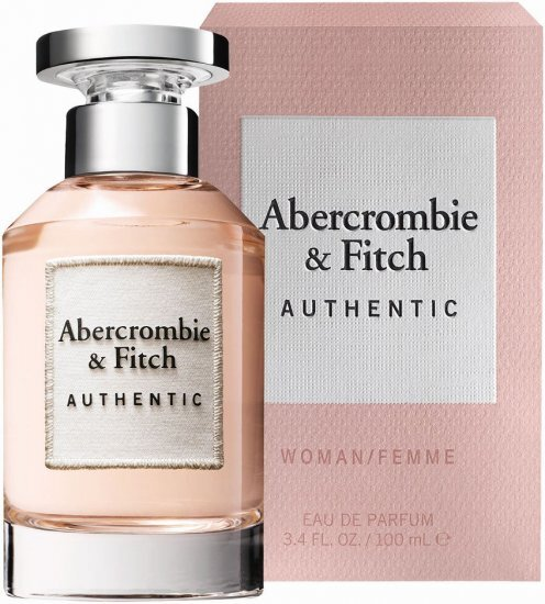 Abercrombie   Fitch Authentic Woman - EDP 100 ml