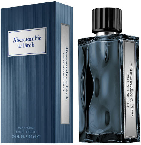 Abercrombie  Fitch First Instinct Blue  EDT TESTER 100 ml