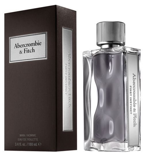 Abercrombie  Fitch First Instinct  EDT 100 ml