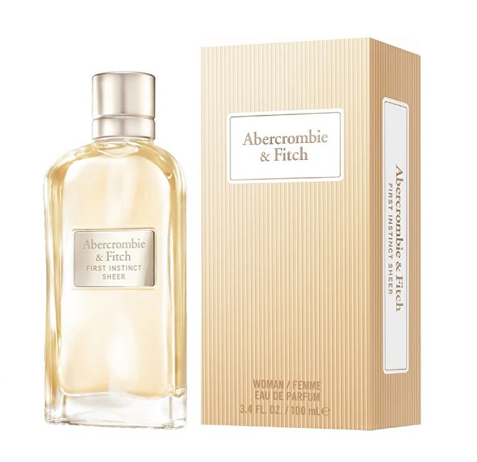 Abercrombie  Fitch First Instinct Sheer  EDP 50 ml