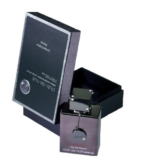 Armaf Club De Nuit Intense Man Limited Edition - EDP 1 ml - odstřik
