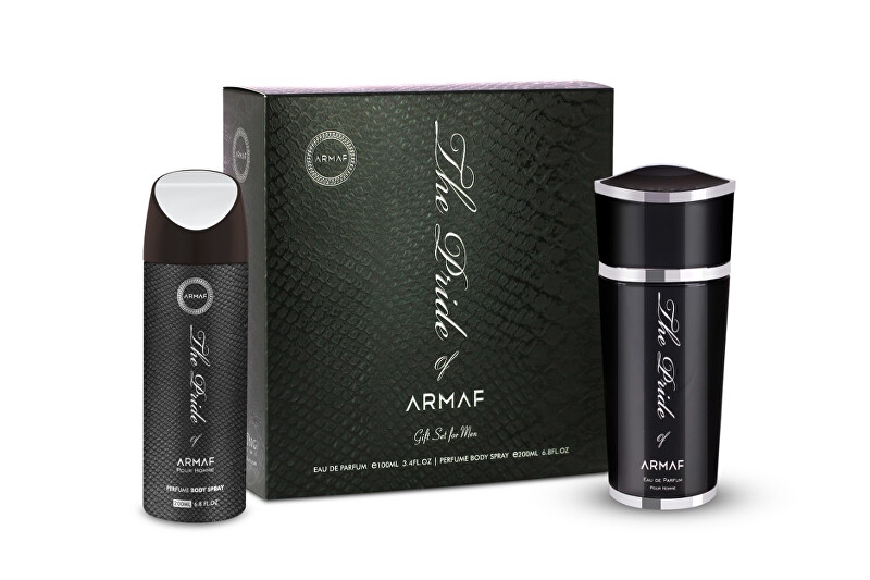 Armaf The Pride Of Armaf For Men - EDP 100 ml   deodorant ve spreji 200 ml