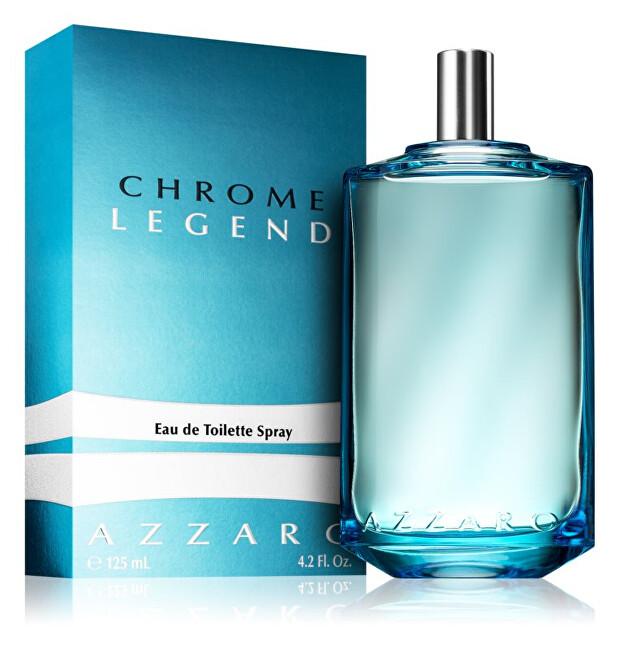 Azzaro Chrome Legend toaletná voda pánska 75 ml