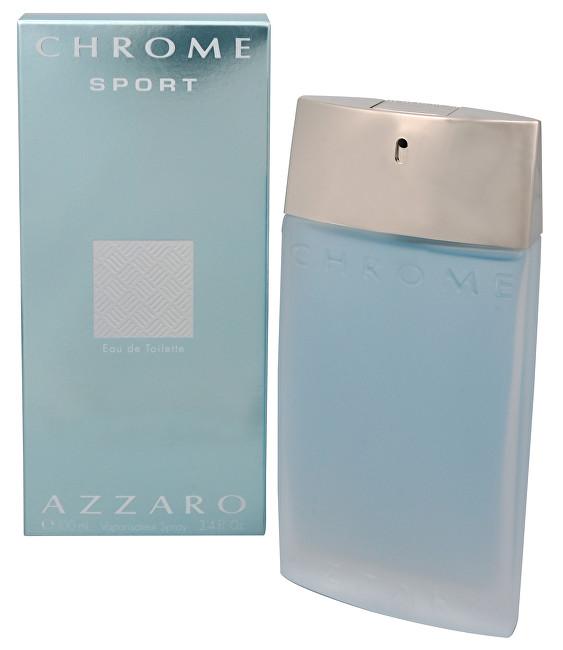 Azzaro Chrome Sport toaletná voda pánska 100 ml