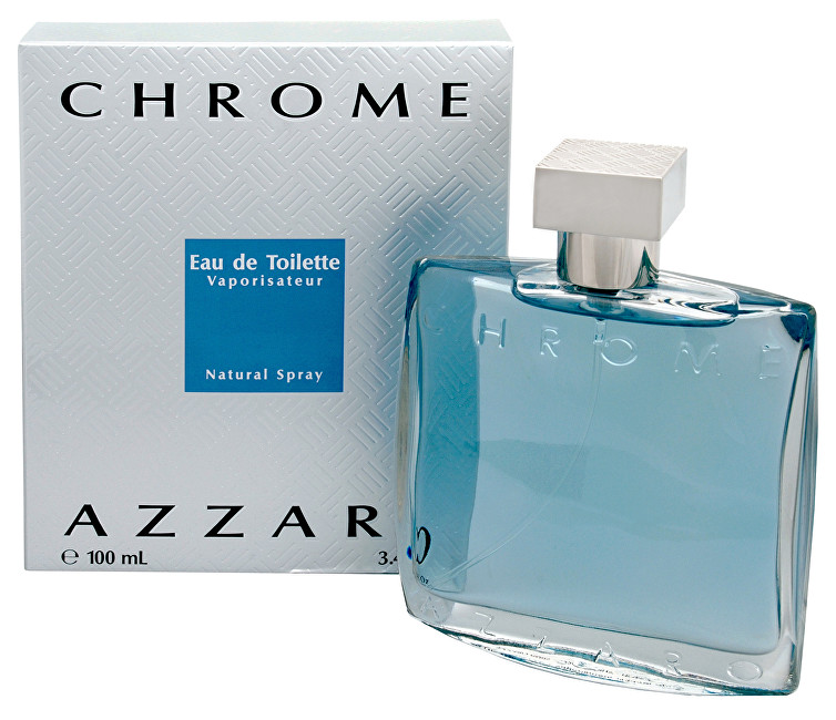 Azzaro Chrome - EDT 200 ml