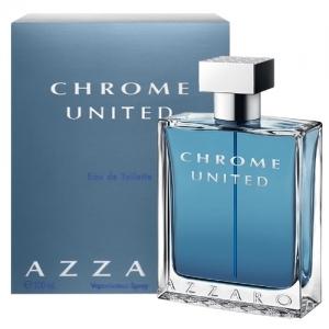 Azzaro Chrome United - EDT 100 ml