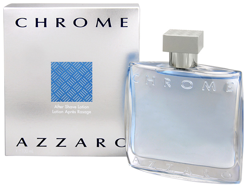 Azzaro Chrome voda po holení 100 ml