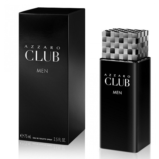 Azzaro Club Men - EDT 75 ml