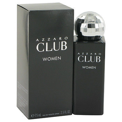 Azzaro Club Women - EDT 75 ml