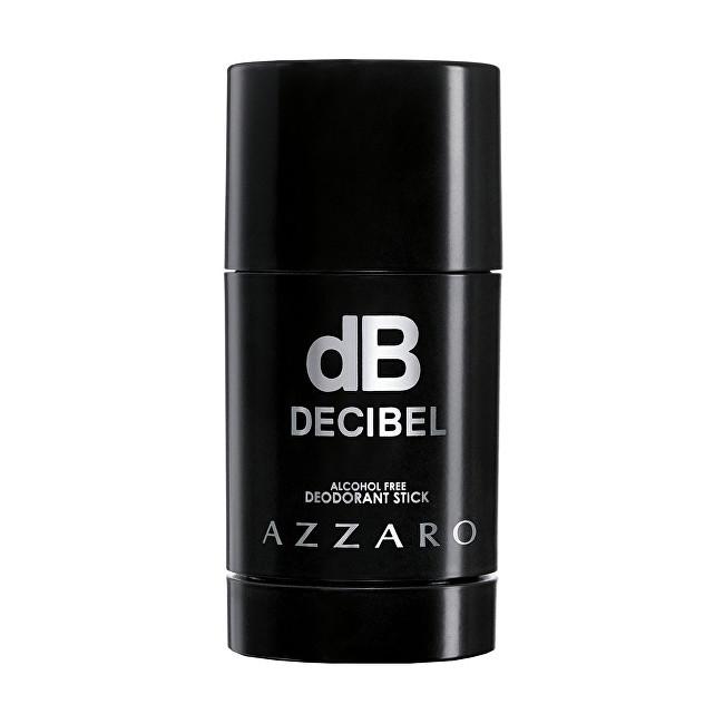 Azzaro Decibel - tuhý deodorant 75 ml