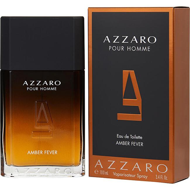 Azzaro Pour Homme Amber Fever - EDT 100 ml