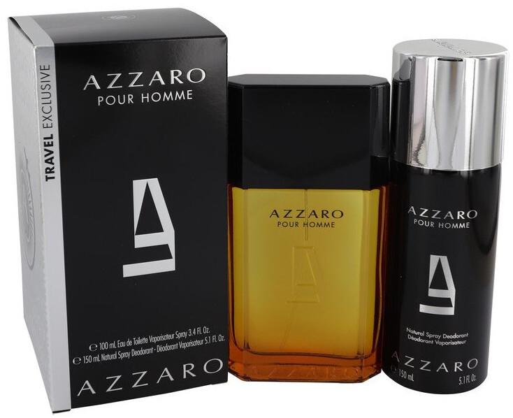 Azzaro Pour Homme - EDT 100 ml + deodorant v spreji 150 ml