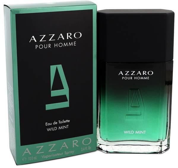 Azzaro Pour Homme Wild Mint - EDT 100 ml