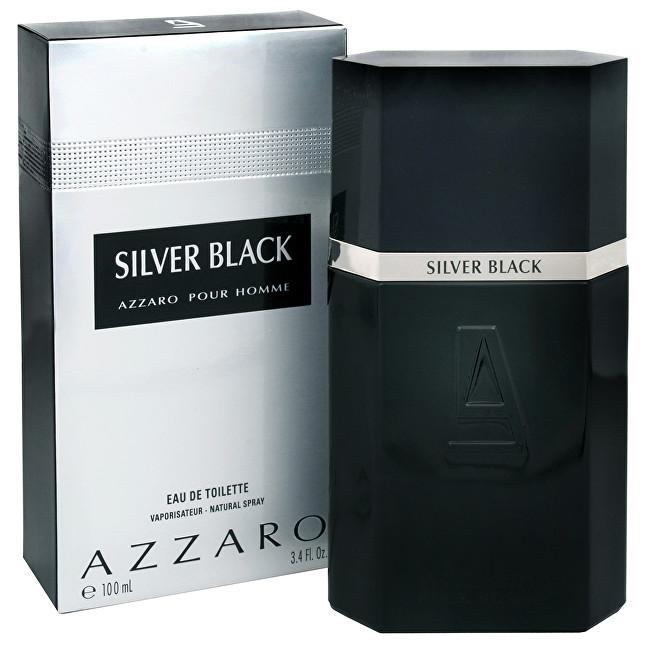 Azzaro Silver Black - EDT 100 ml