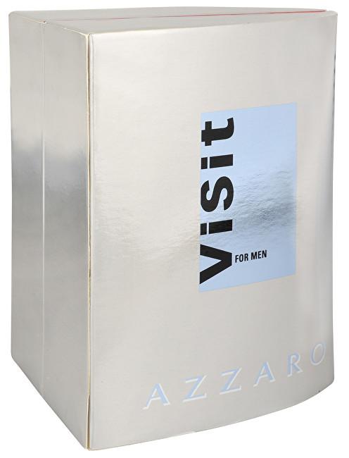 Azzaro Visit For Man - EDT 7 ml + Azzaro Visit For Woman EDP 5 ml