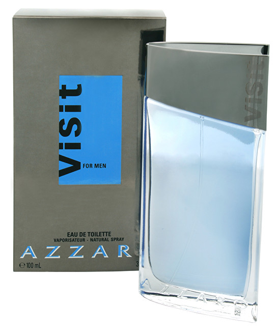 Fotografie Azzaro Visit for Men EDT 100 ml M