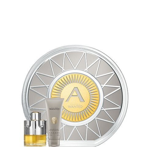 Azzaro Wanted - EDT 100 ml   sprchový gel 100 ml