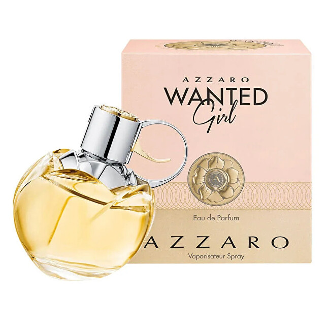 Azzaro Wanted Girl - EDP 80 ml
