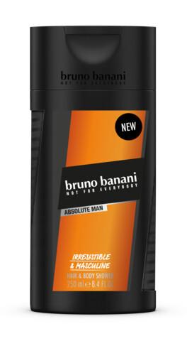 Bruno Banani Absolute Man sprchový gél 250 ml