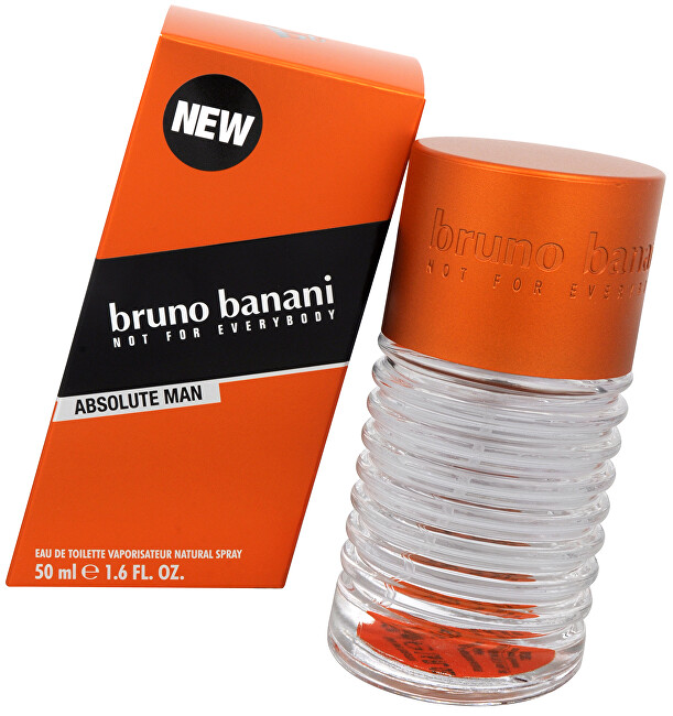Bruno Banani Absolute Man - EDT 50 ml
