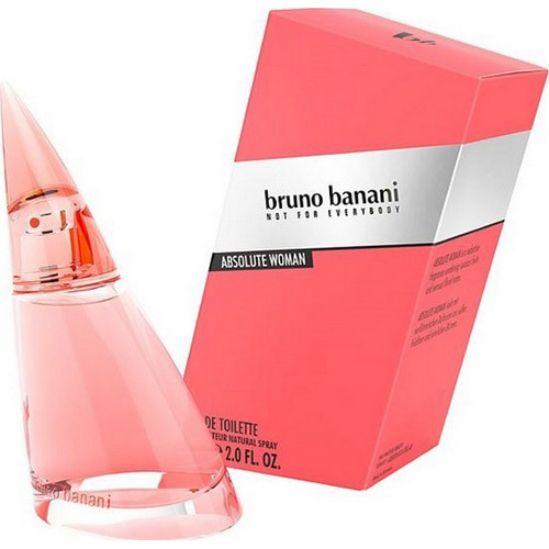 Bruno Banani Absolute Woman - EDT 60 ml