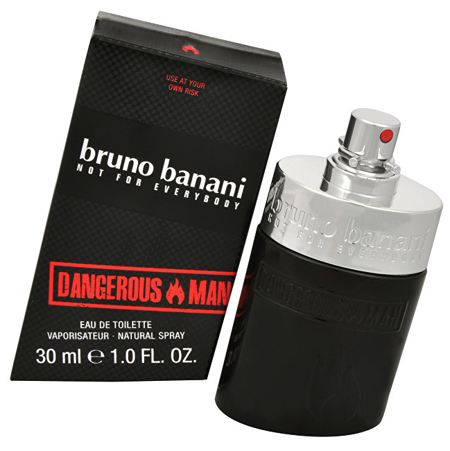 Bruno Banani Dangerous Man - EDT 30 ml