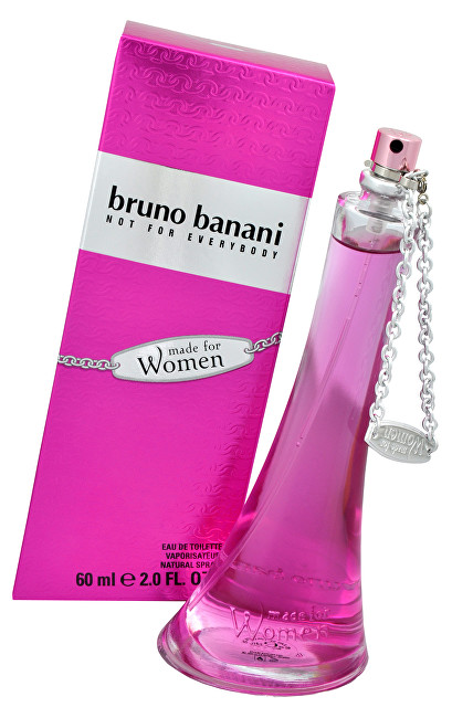 Bruno Banani Made For Women - EDT 40 ml